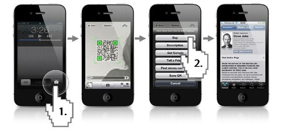 QR codes  Breakthrough thanks to iPhone, iOS and a new, intelligent